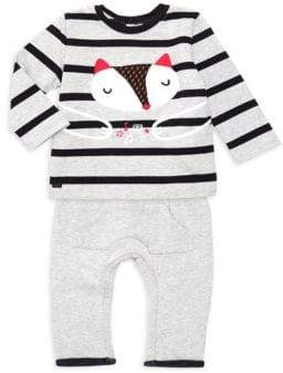Catimini Baby's T-Shirt & Trousers Set