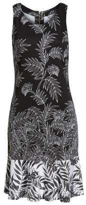 Tommy Bahama Fronds Have More Fun Sleeveless Shift Dress