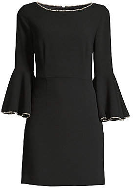 Trina Turk Women's Bromley Bell-Sleeve Dress - Size 0