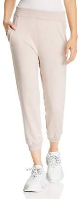 Enza Costa Cropped Jogger Pants