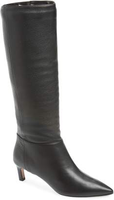 Aquatalia Macey Weatherproof Kitten Heel Boot