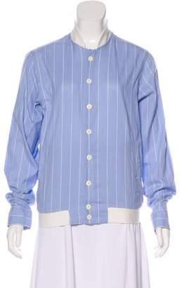 Gant Long Sleeve Printed Top
