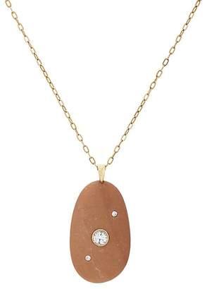 Cvc Stones Women's Ruddy Pendant Necklace
