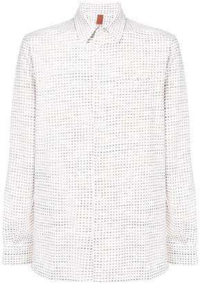 Missoni embroidered long-sleeve shirt