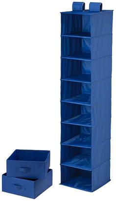 Honey-Can-Do 8-Shelf Organizer + 2 Drawers