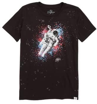 Kid Dangerous Astronaut T-Shirt