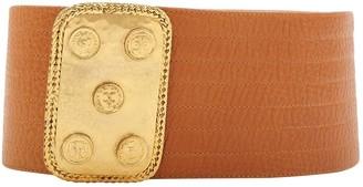 Chanel Leather belt