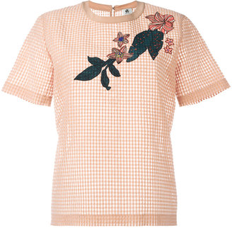 Ps By Paul Smith paneled T-shirt $495 thestylecure.com