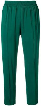 Twin-Set side stripe track pants