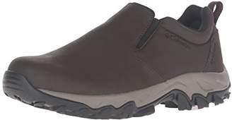Columbia Men's Newton Ridge Plus Moc Waterproof Uniform Dress Shoe