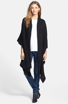 Women's Nordstrom Ruffle Wrap $99 thestylecure.com
