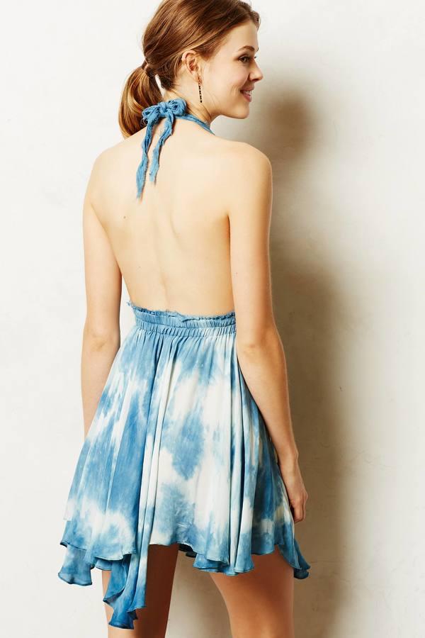 Anthropologie LoveShackFancy Culebra Dress