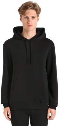 Calvin Klein Hooded Cotton Sweatshirt
