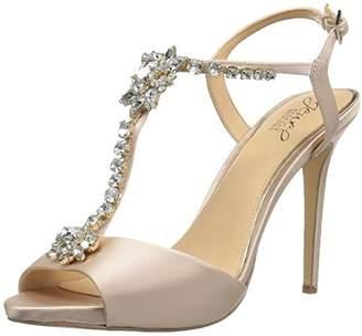 Badgley Mischka Women's Leeane Heeled Sandal