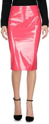 Moschino Knee length skirts - Item 35369624HF