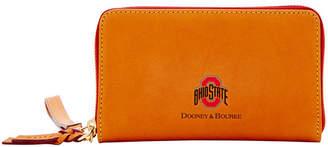 Dooney & Bourke Ohio State Buckeyes Florentine Zip Around Wallet