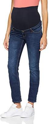 c5424219598bf Noppies Women's Jeans OTB Slim Mila Everyday Blue Maternity C320, 30W x 30L