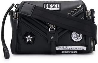 Diesel Le-Zipper crossbody bag