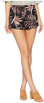Amuse Society Del Mare Shorts Women's Shorts