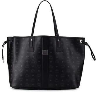 MCM Liz Large Reversible Shopper Tote Bag
