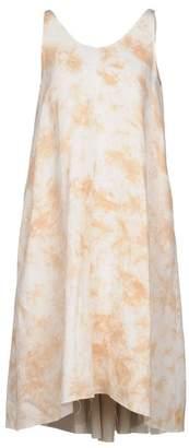 Individual Sentiments Knee-length dress