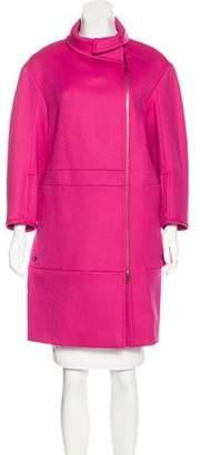 Nina Ricci Wool Long Coat