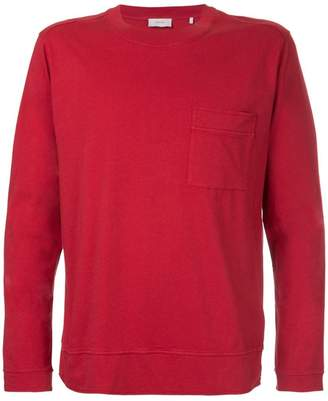 Cerruti patch pocket T-shirt