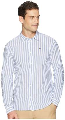Tommy Jeans Essential Stripe Shirt Men's Clothing