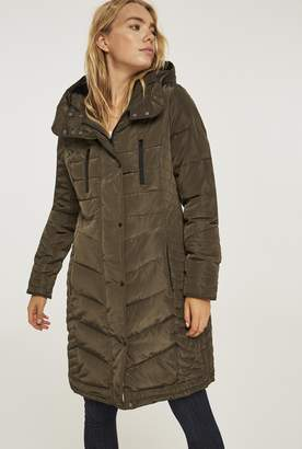 Long Quilted Coats For Women - ShopStyle UK 1c5ecc5a9d