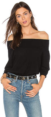 LnA Off Shoulder Sweater