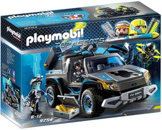 Next Boys Playmobil 9254 Top Agents Dr. Drones Pickup