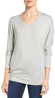 Women's Amour Vert 'Zoe' Long Sleeve Tee $78 thestylecure.com