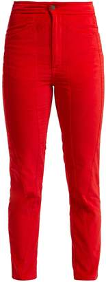 Aries Velvet trousers