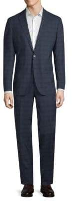 Cole Haan Grand OS Windowpane Suit