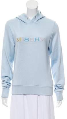 Misbhv Souvenir Embroidered Sweatshirt