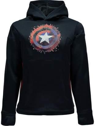 Spyder Marvel Riot Hooded Fleece Jacket - Boys'
