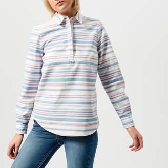 Joules Women's Clovelly Pop Over Deck Shirt