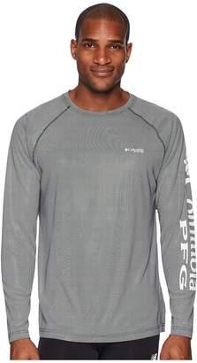 Columbia Solar Shade Long Sleeve Top Men's Long Sleeve Pullover
