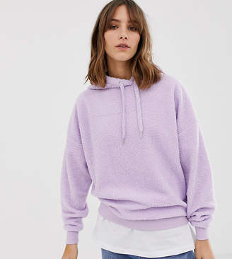 New Look hoody in lilac
