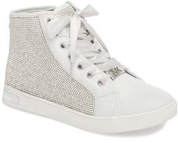MICHAEL Michael Kors Ollie Bright High Top Sneaker