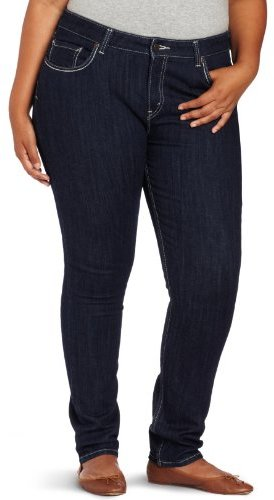 Levi's Women's Plus-Size Triple Needle Stitch Skinny Jean