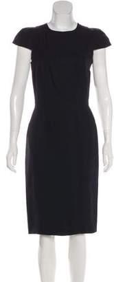 Martin Grant Silk Midi Dress