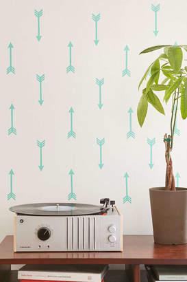 Walls Need Love Flying Arrows Decal Set