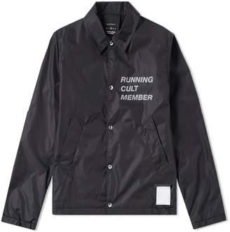 Satisfy Cult Coach Jacket
