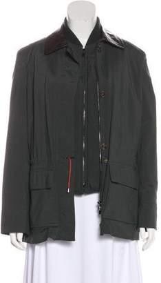 Loro Piana Vest-Accented Jacket