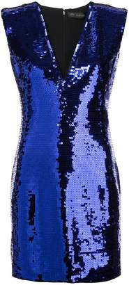 Versace sequin mini dress