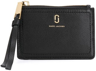 Marc Jacobs top zip wallet