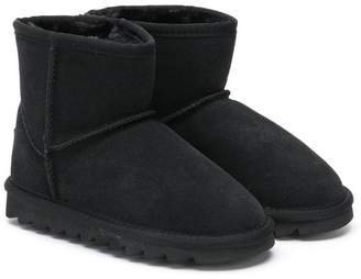 Colors of California Kids lined ankle boots