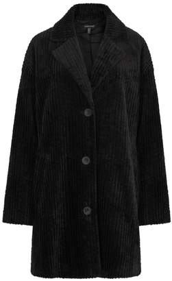 Eileen Fisher Black Corduroy Jacket