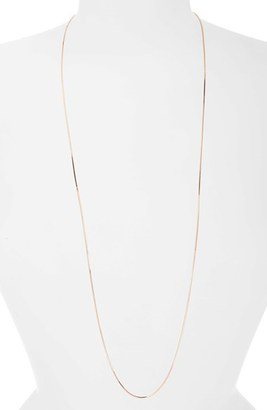 Women's Argento Vivo Chain Necklace $68 thestylecure.com
